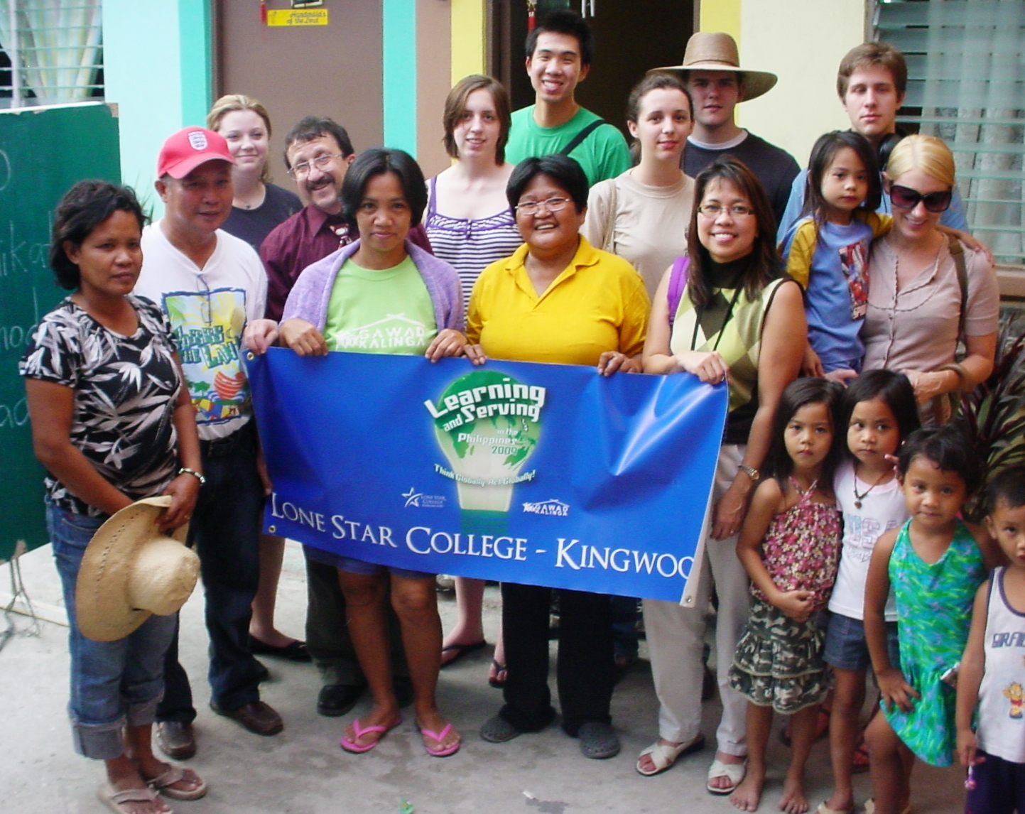 Service Learning in the Philippines